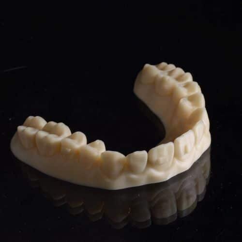 3D-gedrucktes Modell
